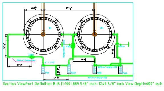 plant equipment pipeline planning software