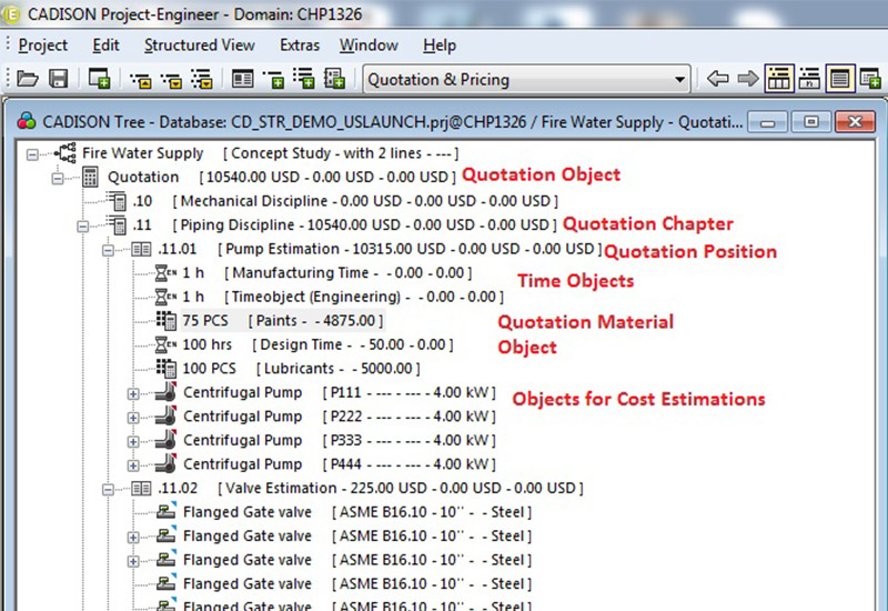 CADISON P&ID Designer | Intelligent P&ID Software